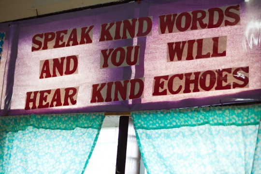 IMG 8297 20091208 540x359 Speak kind words and you will hear kind echoes