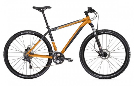 cobia blackorange 540x350 Getting back into mountain biking