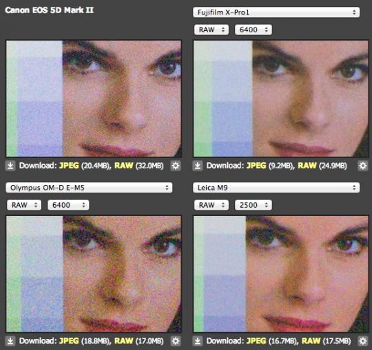 Fuji X ISO 3200 Leica face