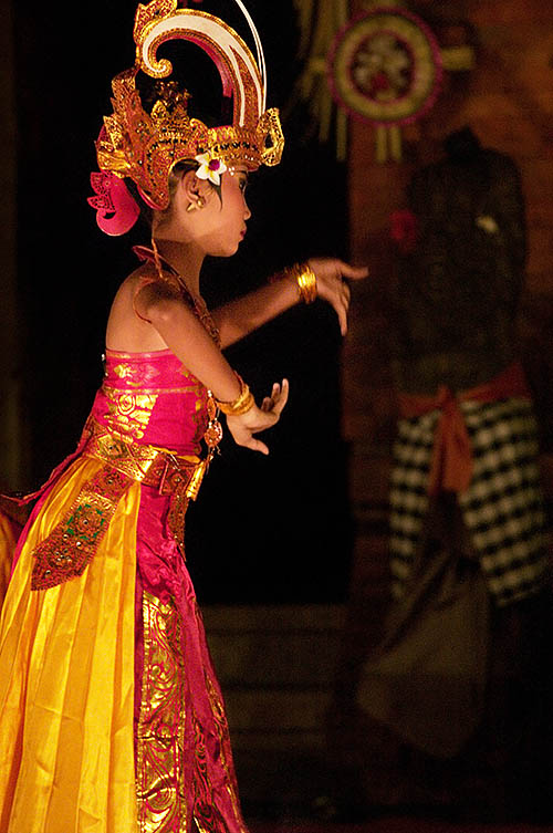balinese dancer Off to Bali!