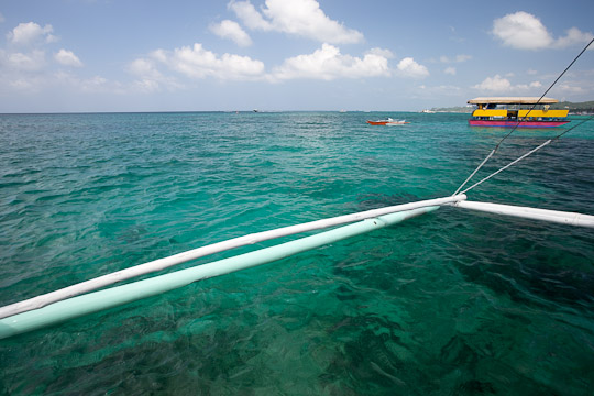 boracay water Boracay