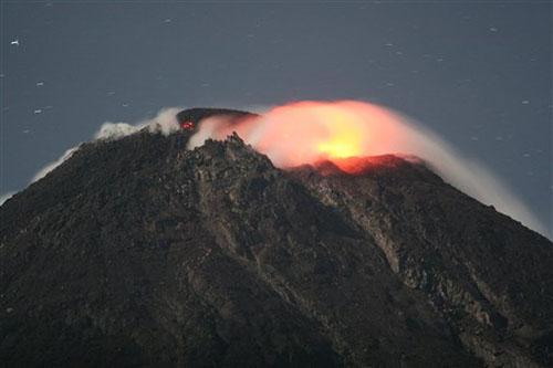 merapi Mount Merapi