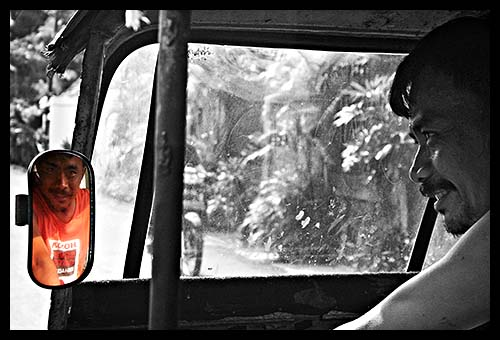 reflections of bajaj A Day in the Life of a Bajaj Driver