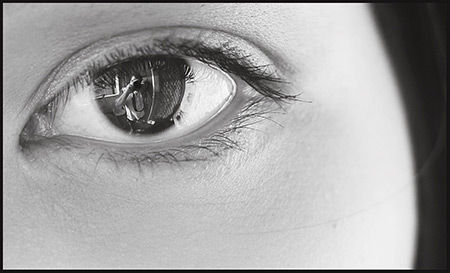 through her eyes Self Portrait Through Her Eyes